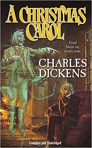 A Christmas Carol Book Cover.A Christmas Carol Tor Classics Charles Dickens