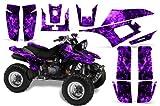CreatorX Yamaha Warrior 350 Graphics Kit Decals Stickers ...