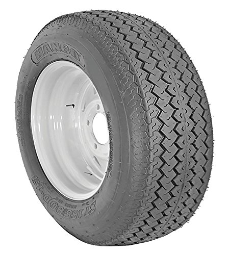 Nanco S622 Bias St Trailer Tire - ST165/80D13 by Nanco (Image #1)