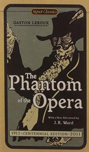 Book cover for The Phantom of the Opera