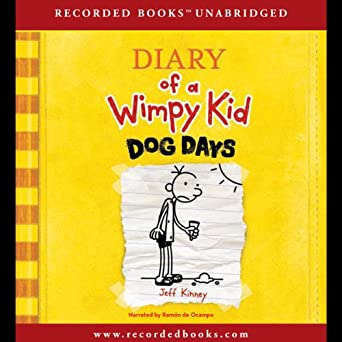 diary of a wimpy kid dog days pdf download free