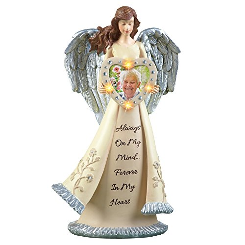 Collections Etc Lighted Memorial Figurine