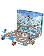 Thomas & Friends MINIS Advent Calendar 24 Miniature Push-Along Toy Trains