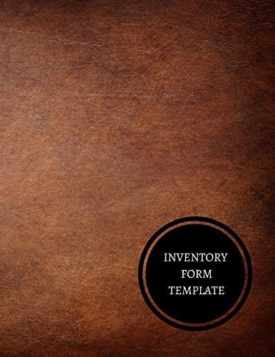 amazon inventory form template office supplies inventory log