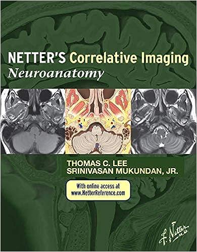 Netters Correlative Imaging Neuroanatomy With Netterreference