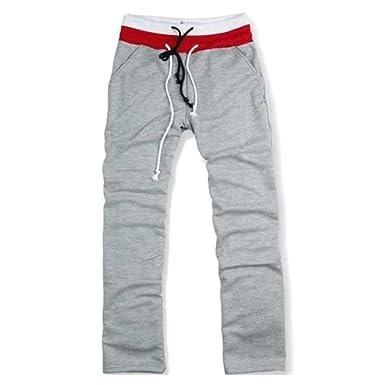 Pantalones De Los Deportes Los De Pantalones Hombres Largos ...