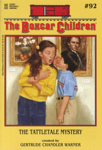 The Tattletale Mystery (Boxcar Children Mysteries) - Book #92 of the Boxcar Children