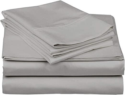 IVORY SOLID RV CAMPER /& BUNK SHEET SET ALL SIZES 1000 TC EGYPTIAN COTTON