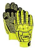 MAGID TRX648XL Primal Series | Cut Level A4 M-Force Defense TPR Impact Work Gloves, Size