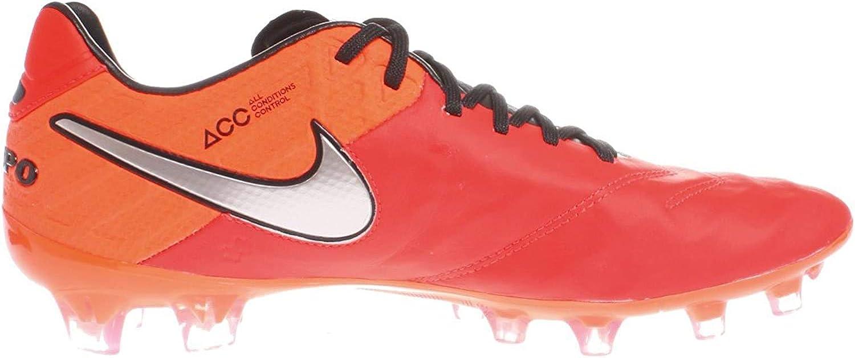 Nike Tiempo Legend VI Firm Ground Cleats Light Crimson