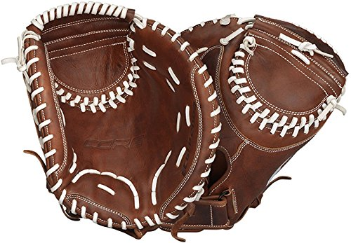 Easton Core Series ECGFP 2000 Fastpitch Catchers Mitt, 33-Inch, Right Hand Throw - 33