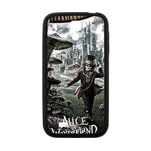 alice in wonderland Phone Case for Samsung Galaxy S4 Case Kimberly Kurzendoerfer