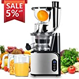Best Cold Pressed Juicers - Aobosi Slow Masticating Juicer 83mm(3.15inch) Wide Chute Juice Review