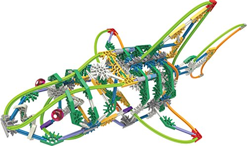 51yousZQnBL - K'NEX Imagine – Power and Play Motorized Building Set – 529 Pieces – Ages 7 and Up – Construction Educational Toy