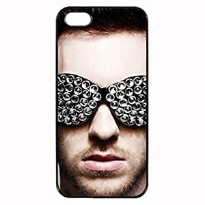 Calvin Harris Diamond Glasses iPhone 5 & 6 plus 5.5 Case Hard Durable Case Cover Skin for Iphone 6 plus 5.5 Case