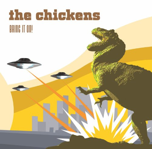 Price comparison product image CHICKENS - BRING IT ON! (CD)