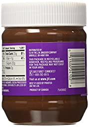 Jif, Chocolate Hazelnut Spread, 13oz Jar (Pack of 3)