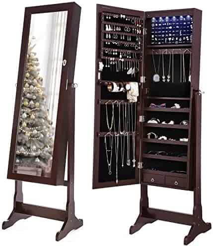 Shopping Zacro Or Songmics Jewelry Boxes Organizers Jewelry