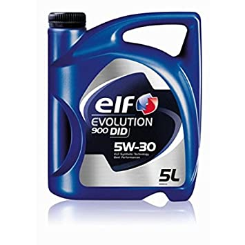 Elf - Evolution 900 Did 5w30: Amazon.es: Coche y moto