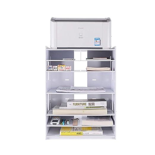 Estante para impresora de plataformas y soportes, estante ...
