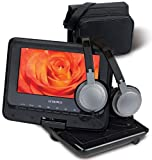AudioVox DS7321PK 7-Inch Swivel Portable DVD Player W/Mount Kit