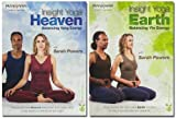 Insight Yoga: Heaven and Earth 2-DVD Set by Bayview Entertainment/Widowmaker