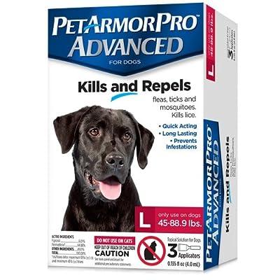 PetArmorPro Advanced Large (45-88.9 lbs)