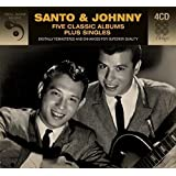 5 Classic Albums Plus- Santo and Johnny