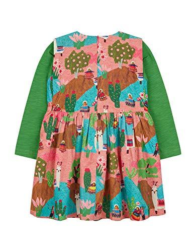 Mehrfarbig Rosa Kleid Oilily für Mädchen YF18GDR202 XOqB6wB