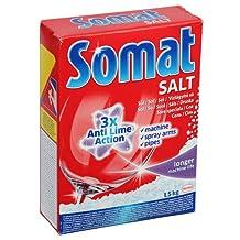 Somat (Miele) Dishwasher Salt Large, 4.5kg (3 x 1.5kg)
