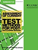 Assessment of Current Test Methods for Post-LOCA Cladding Behavior, U. S. Nuclear Commission, 1499619057