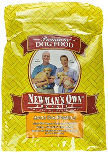NEWMAN'S OWN 576002 4-Pack Organic Adult Chicken Dry Dog Food, 7-Pound