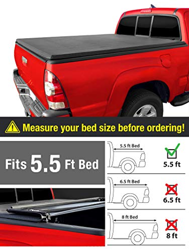truck bed cover for toyota tundra - 7