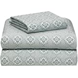 Vintage Blue Medallions College Classic Extra-Long 3-Piece Sheet Set