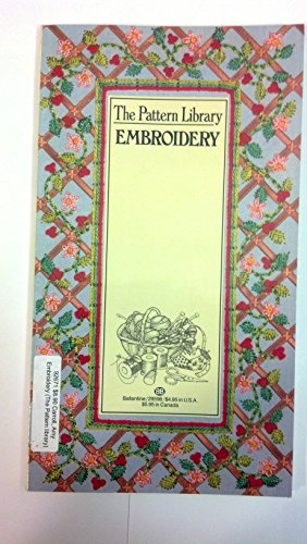 Embroidery Library - Embroidery (The Pattern library)