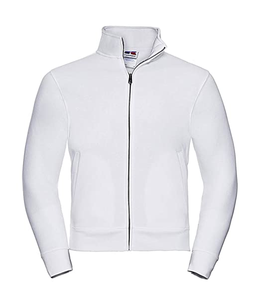Russell Sudadera Authentic Hombre R-267M-0 Europe - S, White: Amazon.es: Ropa y accesorios