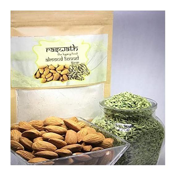 Raswath Almond Fennel Soup