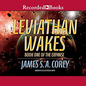 BOOKS – Leviathan Wakes by James S. A. Corey | Walk Off The Path