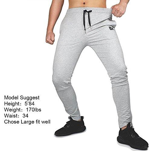 Sport Gris De Pantalon Homme Brokig AEzSqynw