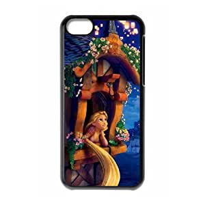iPhone 5C Phone Case Tangled CB86110