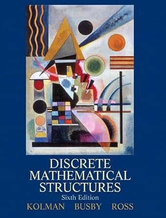 Discrete Mathematical Structures Kolman documents
