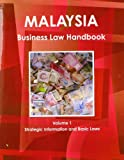 Malaysia Business Law Handbook, IBP USA, 1438770405