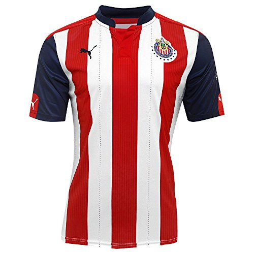 Puma Chivas Official 2016/17 Home Jersey (Small)