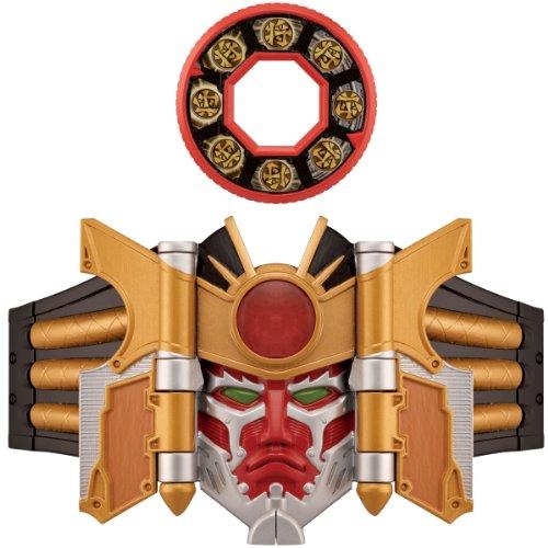 Power Rangers Deluxe Battle Gear Shogun Buckle