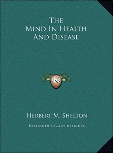 Book The Mind in Health and Disease