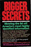 Bigger Secrets, William Poundstone, 0395453976