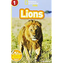 National Geographic Readers: Lions
