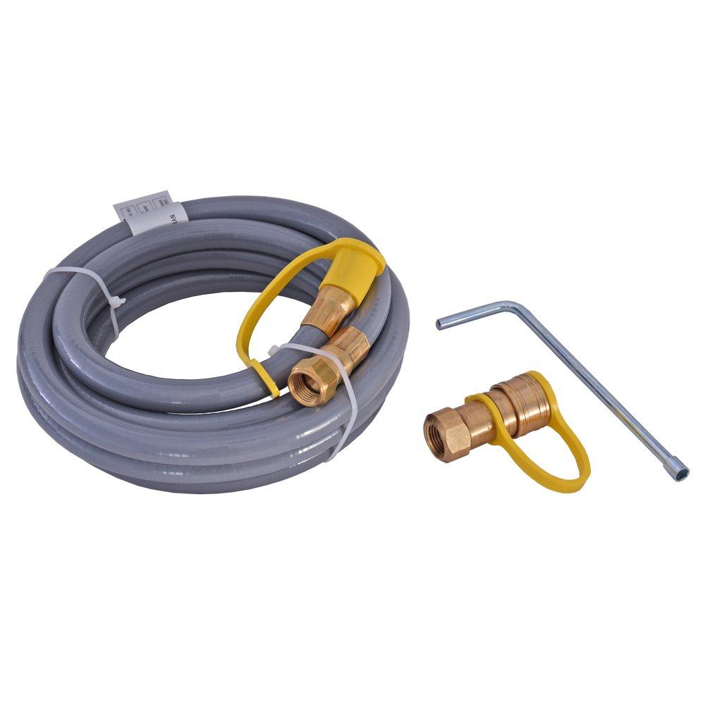 3 Embers ACC6000AF Natural Gas Conversion Kit by 3 Embers