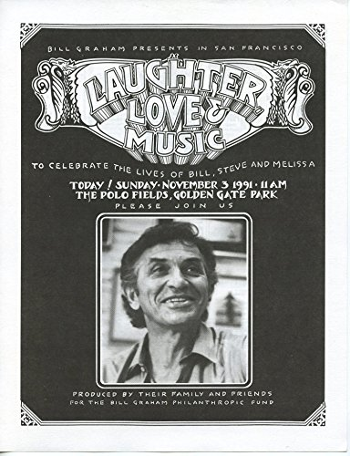 bill-graham-memorial-1991-nov-3-laughter-love-music-golden-gate-park-handbill