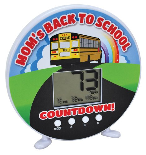 Mouth Toys School Countdown Timer